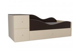 Детская кровать Дельта Правый угол
