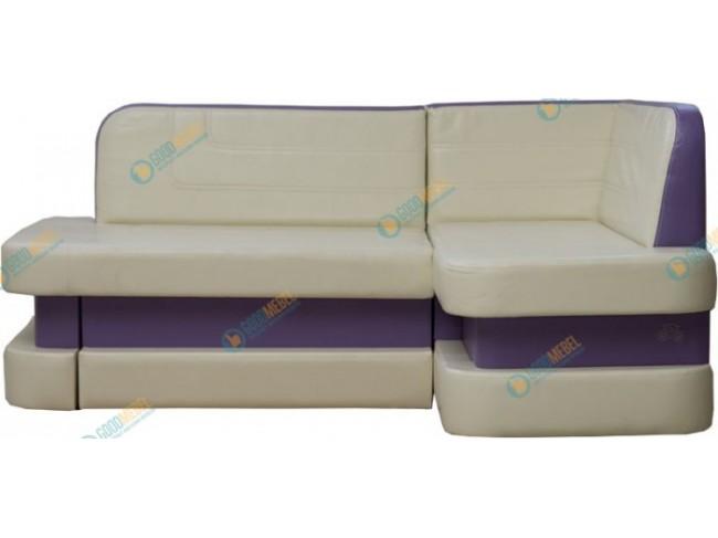 кухонный угловой диван с подсветкой Сидней