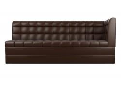 Кухонный угловой диван Бриз Правый фото