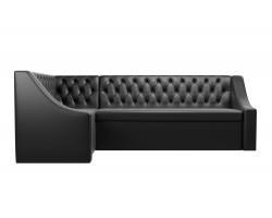Кухонный угловой диван Мерлин Левый фото