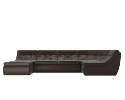 П-образный модульный диван Холидей фото